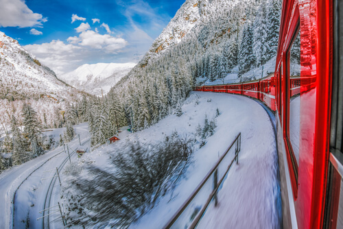 Traveling Switzerland