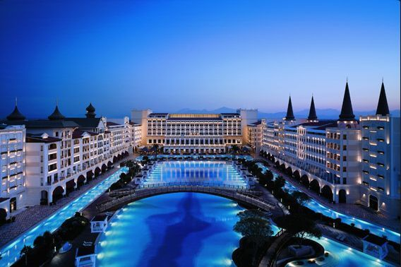 One of the world's most beautiful hotels.